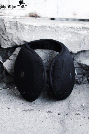 Black Basic Earmuff