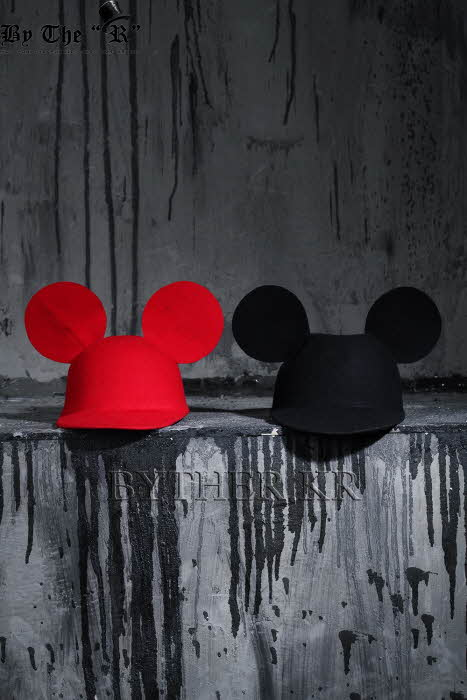 ByTheR Mickey Mouse Ear Hat