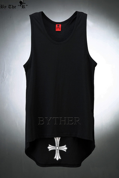 ByTheR Cross Layered Sleeveless Top