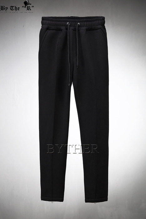 Back Zipper Neoprene Pants