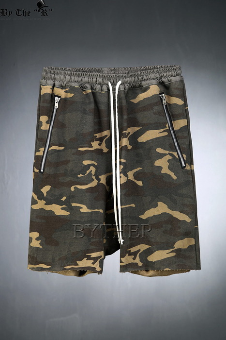 Camouflage Baggy Shorts