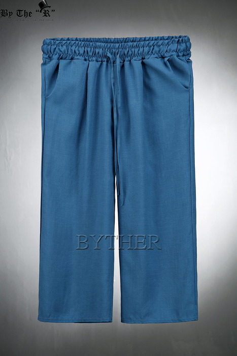 Cooling Cropped Wide Pants