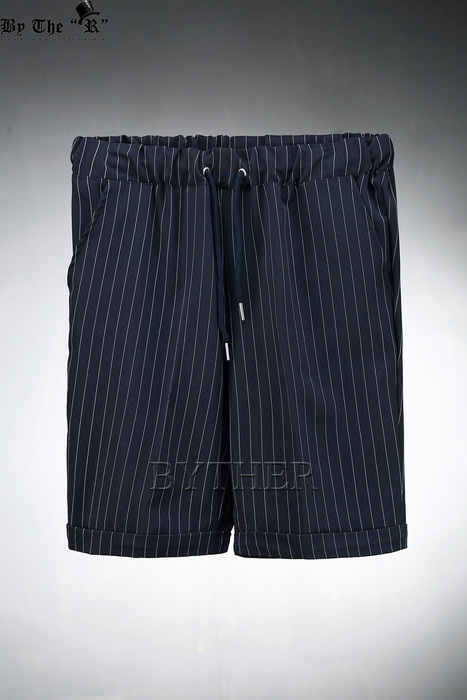 Dandy Stripe Banding Shorts
