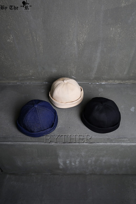 Visor-less Cotton Cap(Restock 7/6)