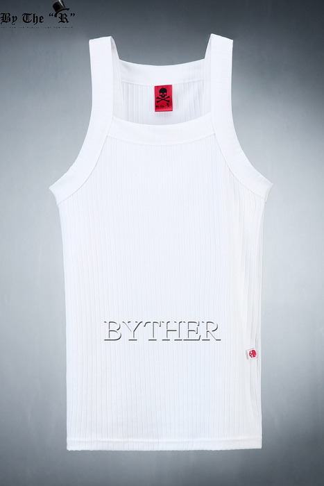 ByTheR Wide Line Sleeveless Tank Top