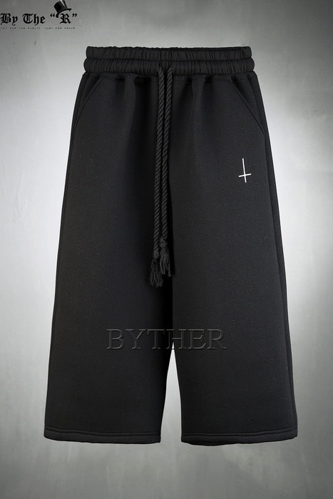 Cross Neoprene Crop Pants