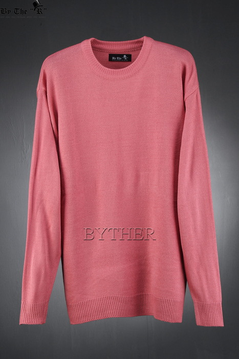 ByTheR Basic Loose Knit Sweatshirts