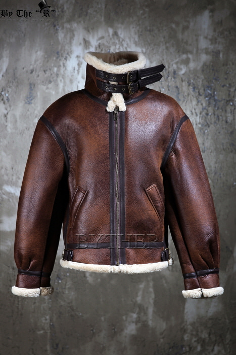 Over Silhouette Mustang Jacket