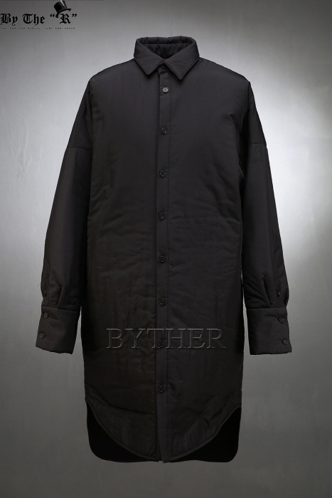 ByTheR Oversize Padding-shirts