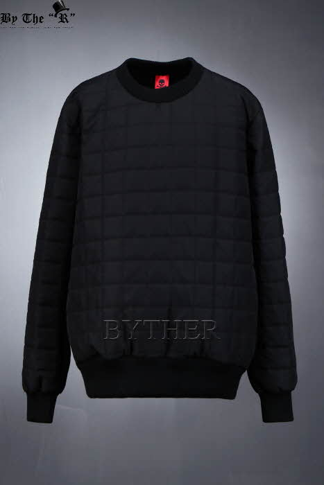 ByTheR Front Padded Sweatshirts