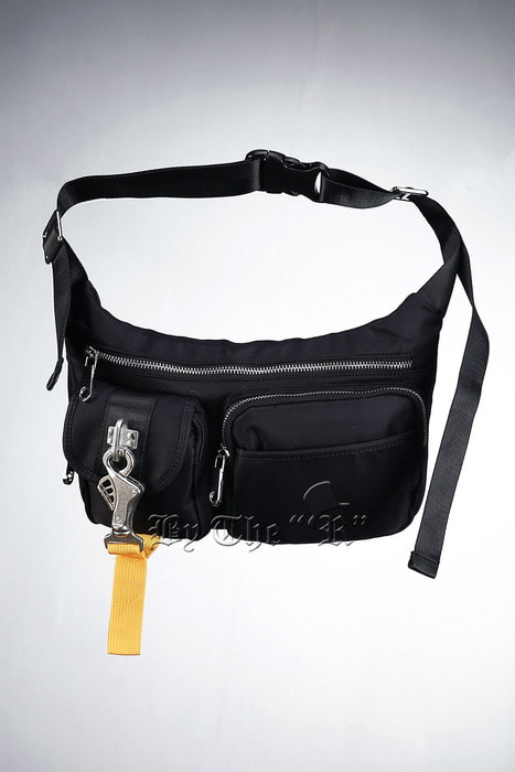 Multi pocket Sling Bag