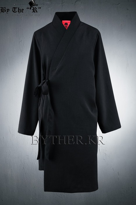 ByTheR Oriental Folding Cardigan
