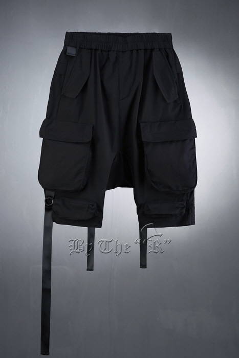 ByTheR Baggy 3/4 Cargo Pants