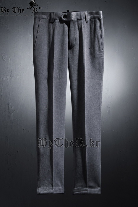 Slim Napping Casual Slacks