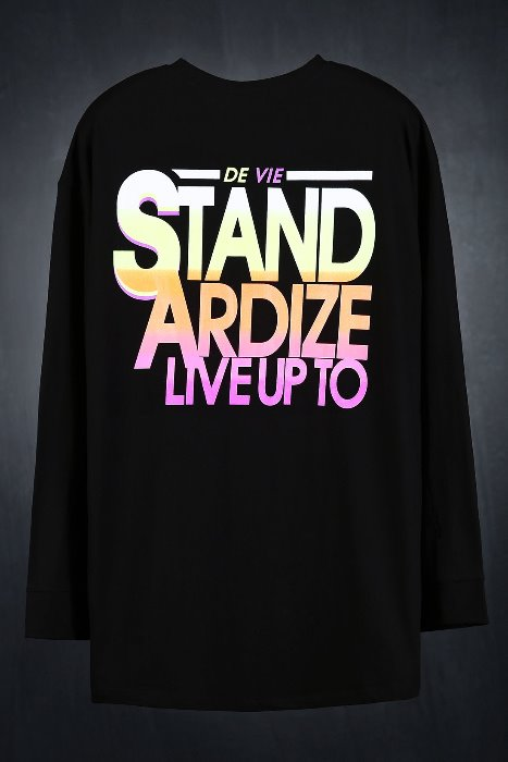 Standard Loose Fit Long Sleeve T-shirt