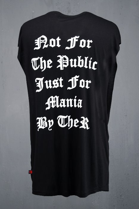 ByTheR Just For Mania Boxy Tank Top