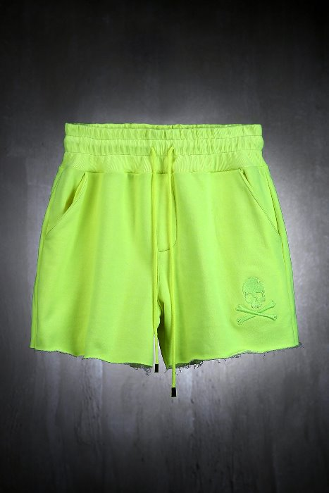 ByTheR Neon Color Short Cut Shorts