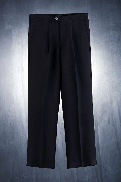 Minimalist Semi Wide Slacks