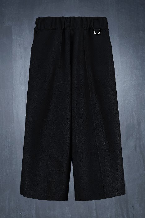 ByTheR Wool Brushed Wide Pants