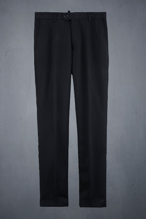Slim Fit Basic Slacks