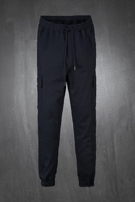 Cargo Banding Jogger Trousers