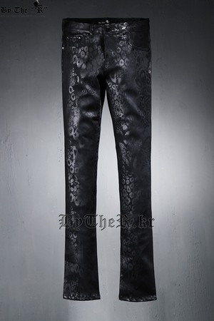Tiger Skin Coating Pants