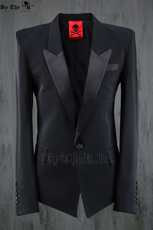 ByTheR Luxury Slim Short Blazer