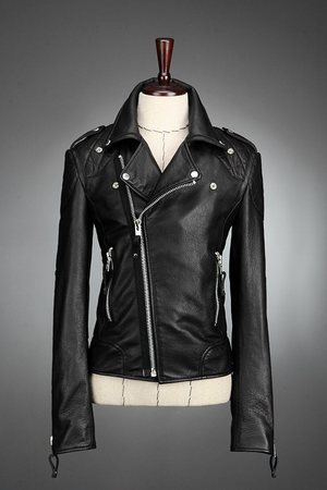 Sheep Leather Rider Jacket