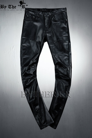 ByTheR Dark Black Hard Coating J Pants