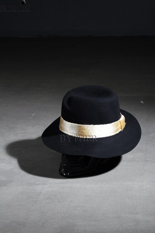 ByTheR Twisted Ribbon Fedora