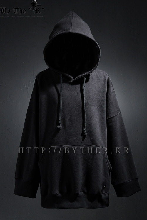 Vetement Over Fit Hoodie