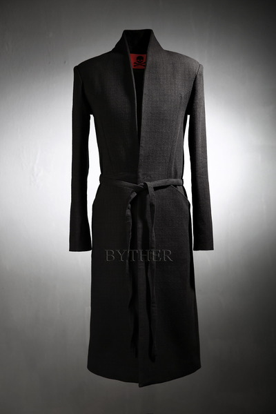 ByTheR Strap Belt Coat