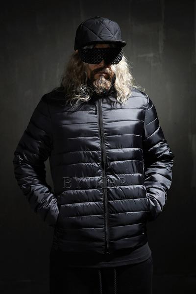 Ultra Light Plane Slim Line Puffer Jacket