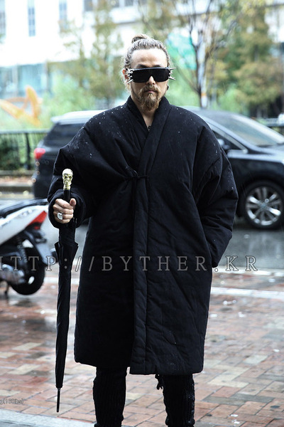 ByTheR Oriental Padded Coat