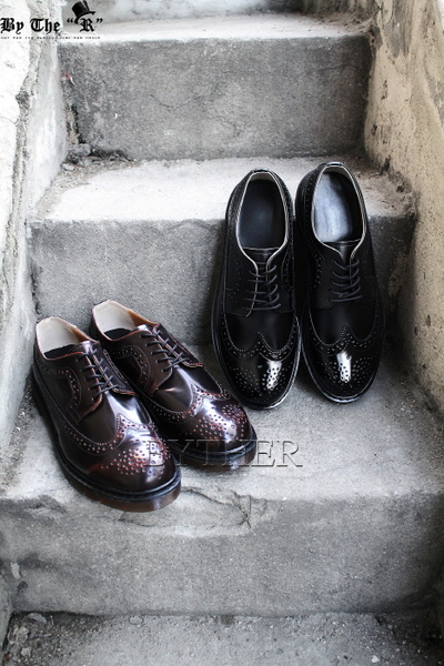 Basic Wing Tip Shoes