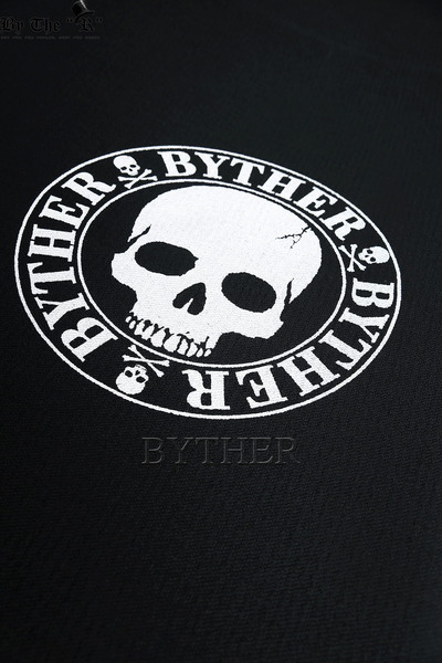 ByTheR Skull Logo Multi Towel