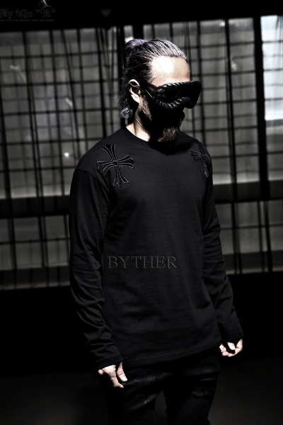 ByTheR Double Cross T-Shirt-Z