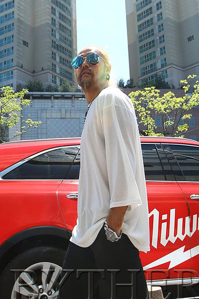 3/4 Wide Sleeve Monotone Loose Fit T-Shirts