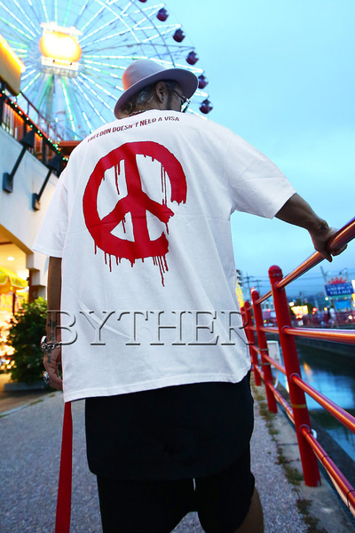 Melting Peace T-shirts