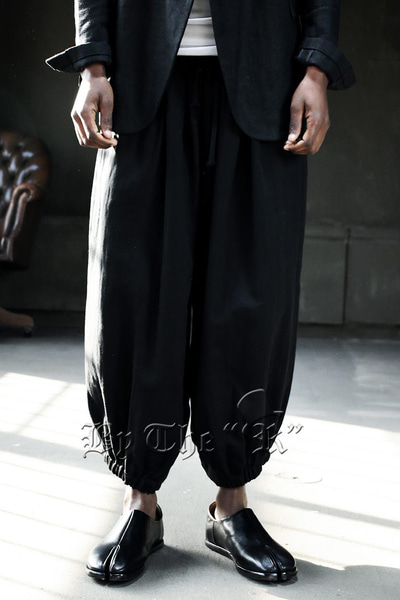 ByTheR Banding Wide Harem Pants