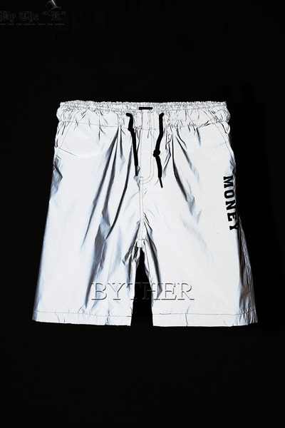 Scotch Light Reflect Money Shorts