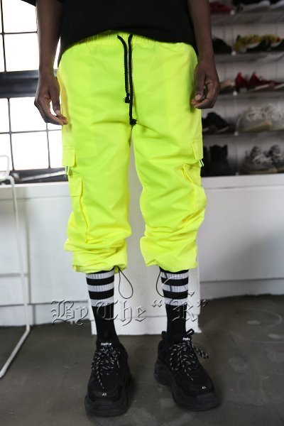 Scotch Point Loose Fit Cargo Pants