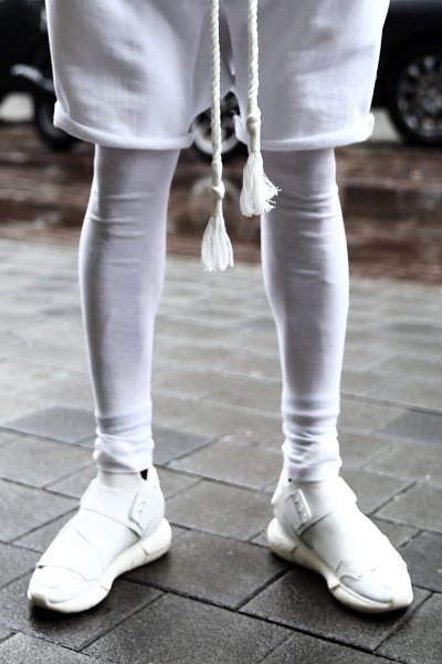ByTheR Basic White Golgi Leggings