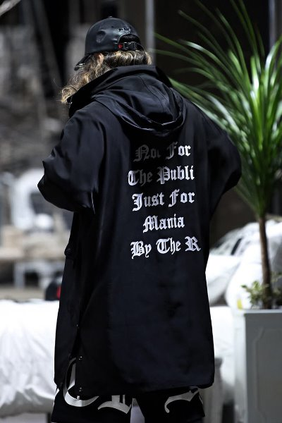 ByTheR Hidden Hood Wind Coat