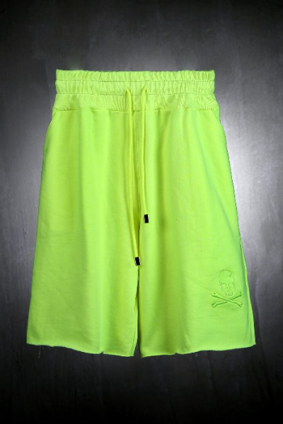 ByTheR Neon Color Loose-fit Shorts