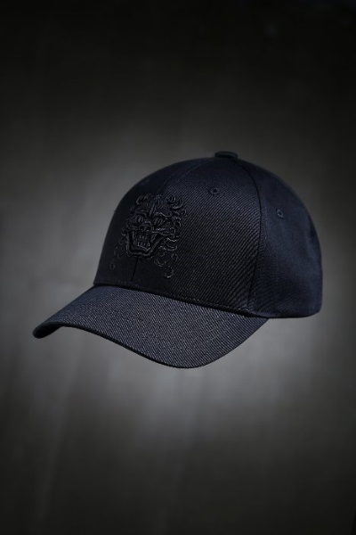 ByTheR goblin cotton embroidered ball cap