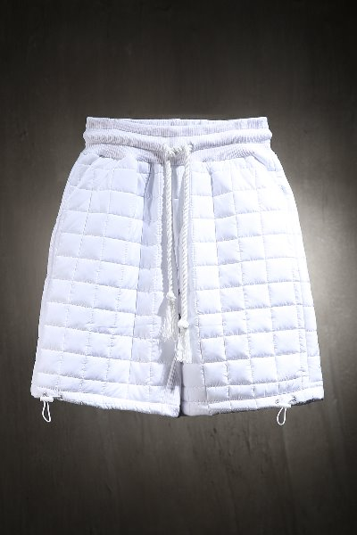 ByTheR Qualified Padded Shorts White