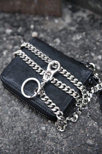 ByTheR Skull Holder Key Chain
