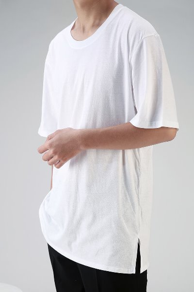 Basic Layered Short Sleeve Tee